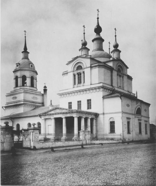 Церковь Покрова в Красном селе